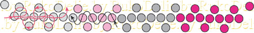схема плетения украшений