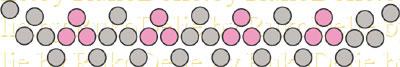 схема плетения бижутерии