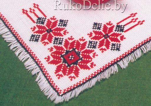 угловой мотив с белорусским