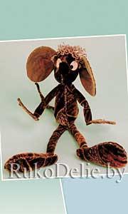 Мягкая игрушка ''Мышка Задира''