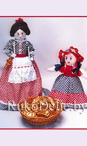 Куклы-грелки на чайник