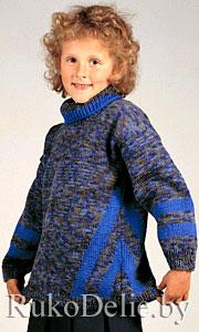 вязаные детские свитера в Москве