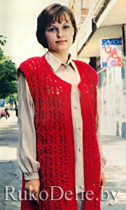Комментарий: кофточки летние спицами Вязание для