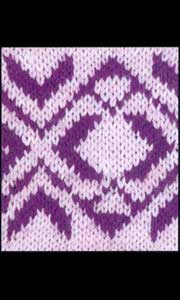 contrast jacquard, knitting patterns - crafts ideas - crafts for kids