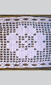 Crochet Filet - Afghan Pattern