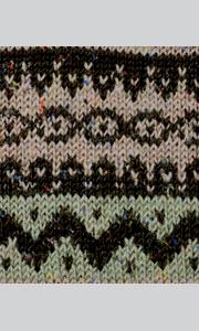 Норвежский узор для вязания спицами
