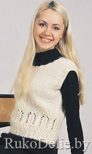 Фотка из рубрики Вязание спицами узор