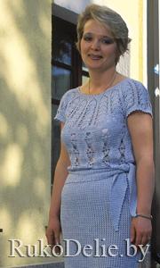 Вязание крючком костюмы и юбки