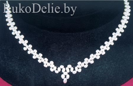 Ожерелье из жемчуга ''Глоток