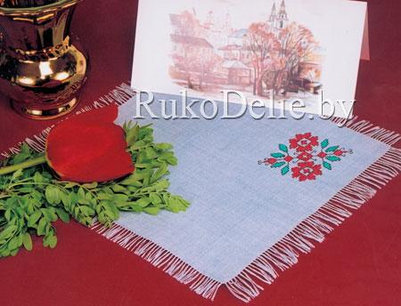 Изготовление салфеток из ткани своими руками
