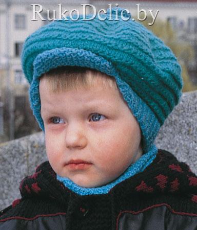 Схема вязания шрага для девочки 4-х лет