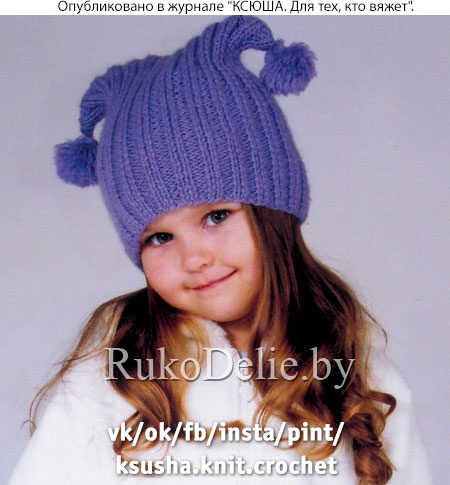 Одежда для девочек /  / Knitted clothes for girls :: Вязание спицами